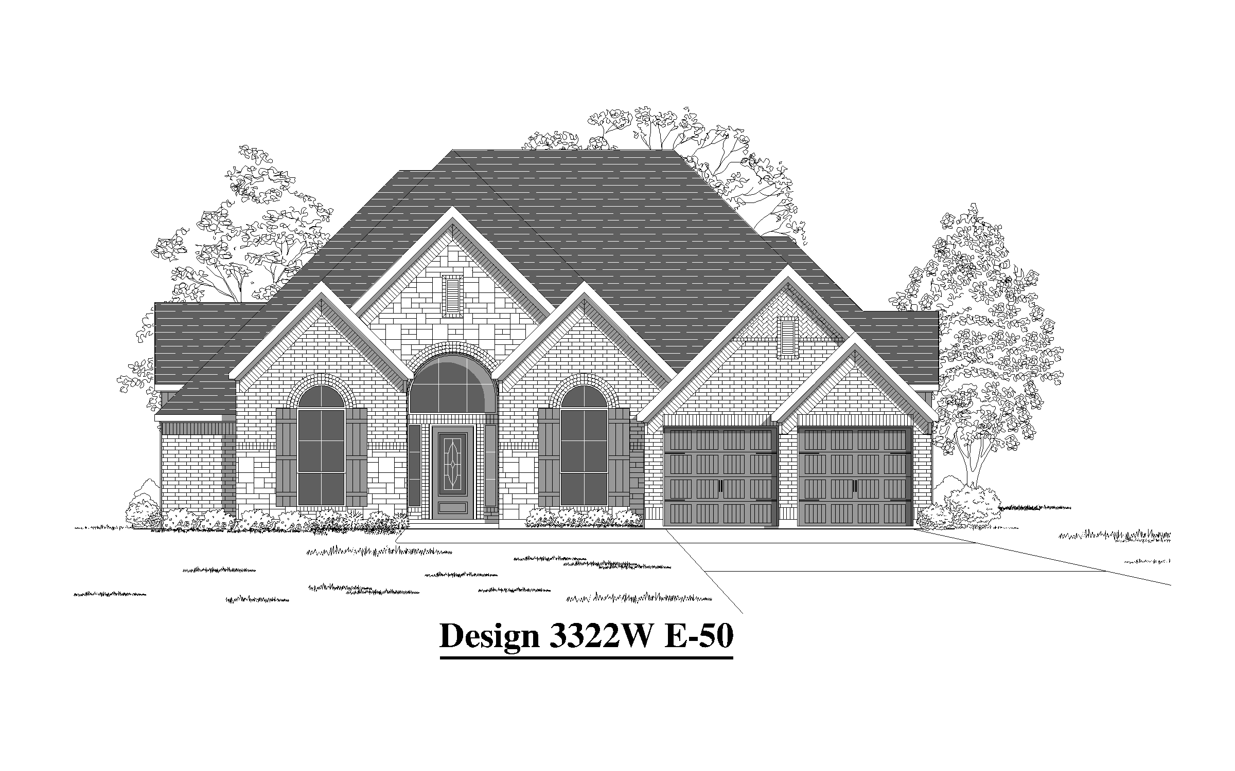 3322W - Oak Run In New Braunfels: New Braunfels, TX - Perry Homes