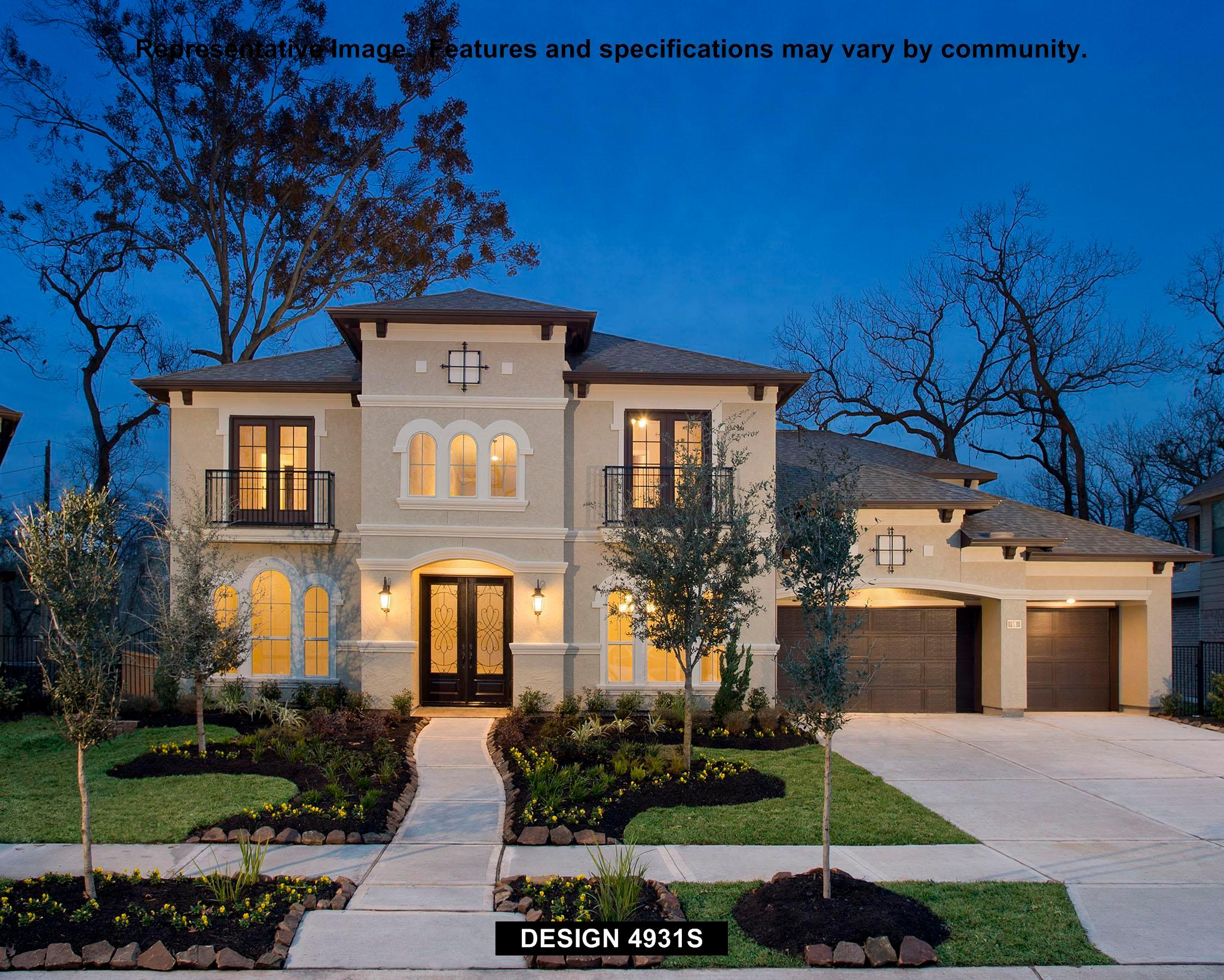4931S - Sienna Plantation 80'/85': Missouri City, TX - Perry Homes