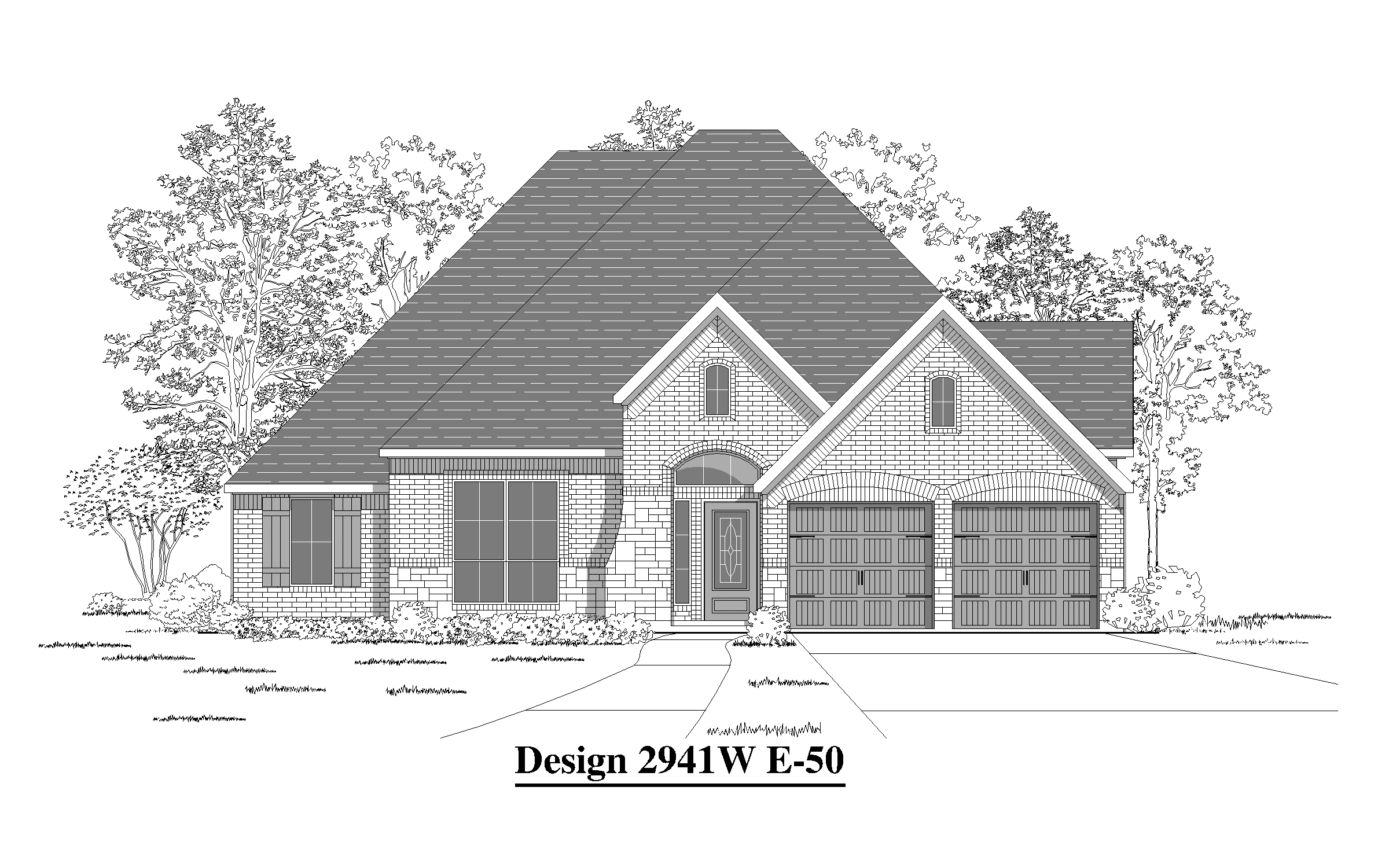2941W - Oak Run In New Braunfels: New Braunfels, TX - Perry Homes