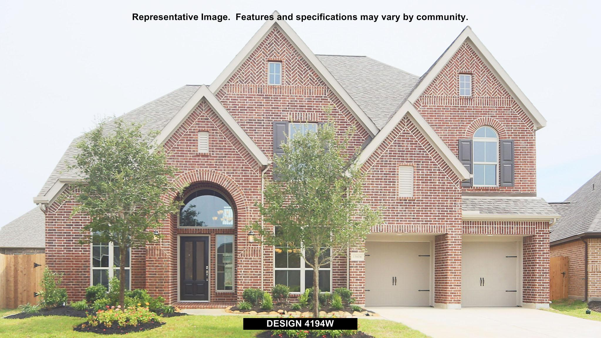 4194W - The Preserve Of Mission Valley: New Braunfels, TX - Perry Homes