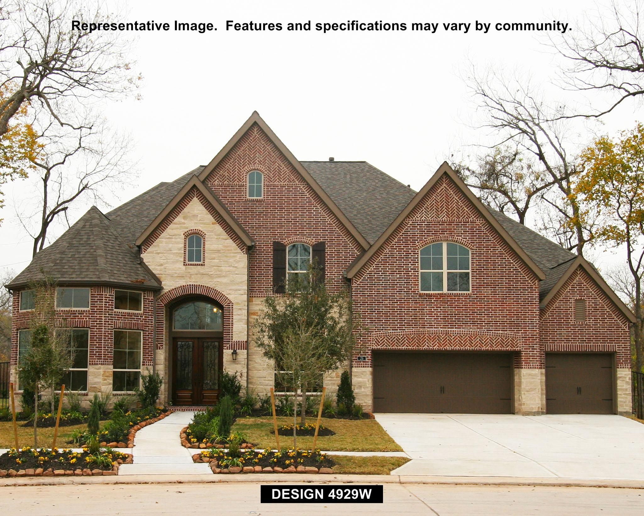 4929W - The Preserve Of Mission Valley: New Braunfels, TX - Perry Homes
