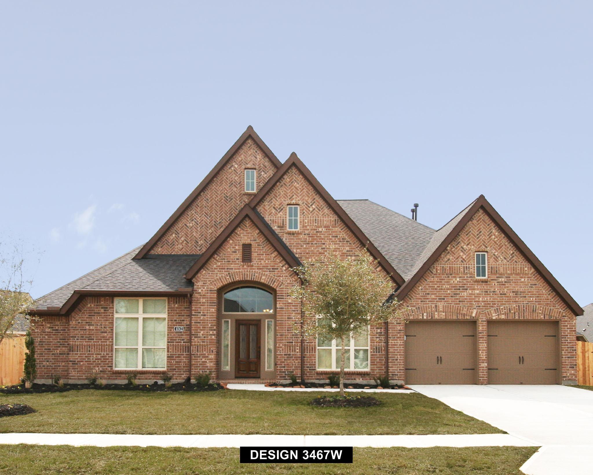 3467W - Shadow Creek Ranch - Azalea Creek 70' and Autumn Brook 70': Pearland, TX - Perry Homes