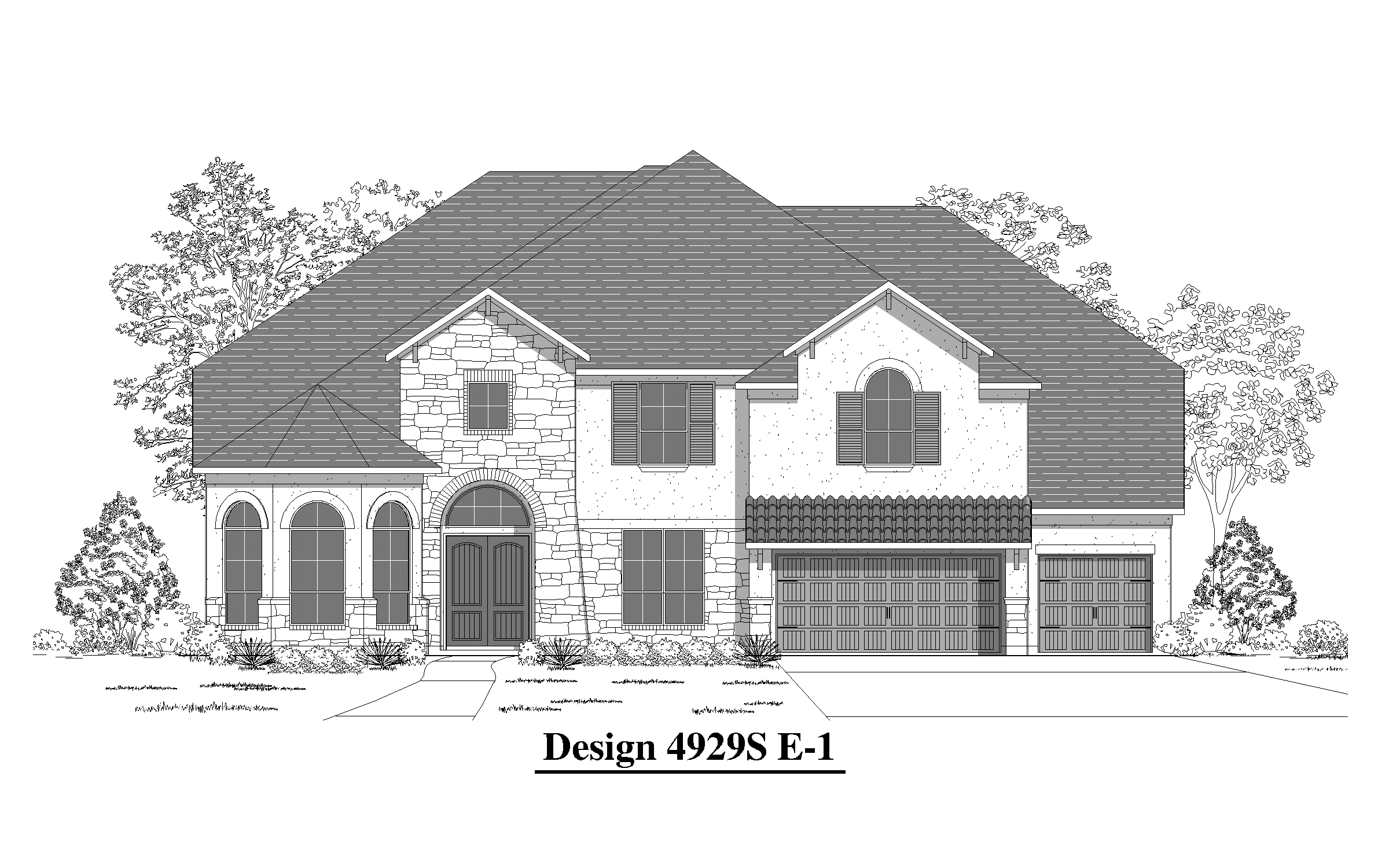 4929S - The Preserve Of Mission Valley: New Braunfels, TX - Perry Homes