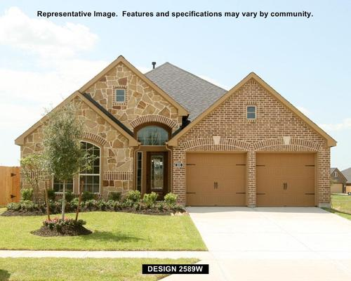 Southlake: Southlake 50' by Perry Homes in Houston Texas