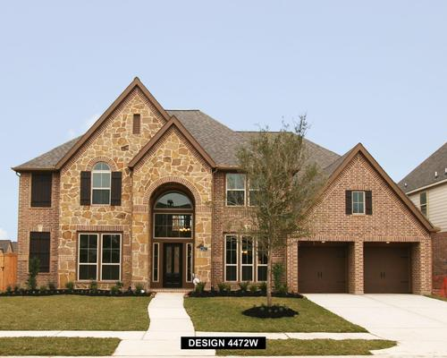 Firethorne 70' by Perry Homes in Houston Texas