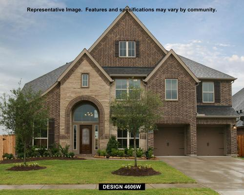 Southlake: Southlake 60' by Perry Homes in Houston Texas