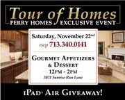 homes in Southlake: Southlake 60' by Perry Homes