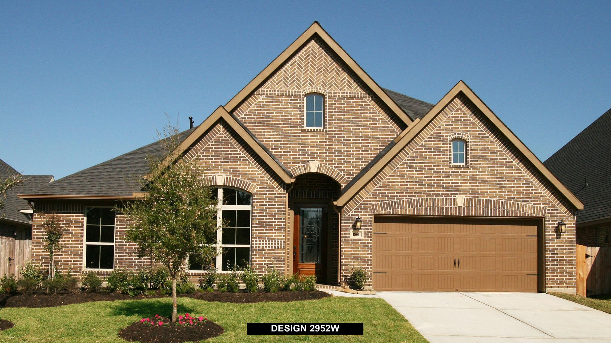 2952W - Creekmont 60': Fresno, TX - Perry Homes