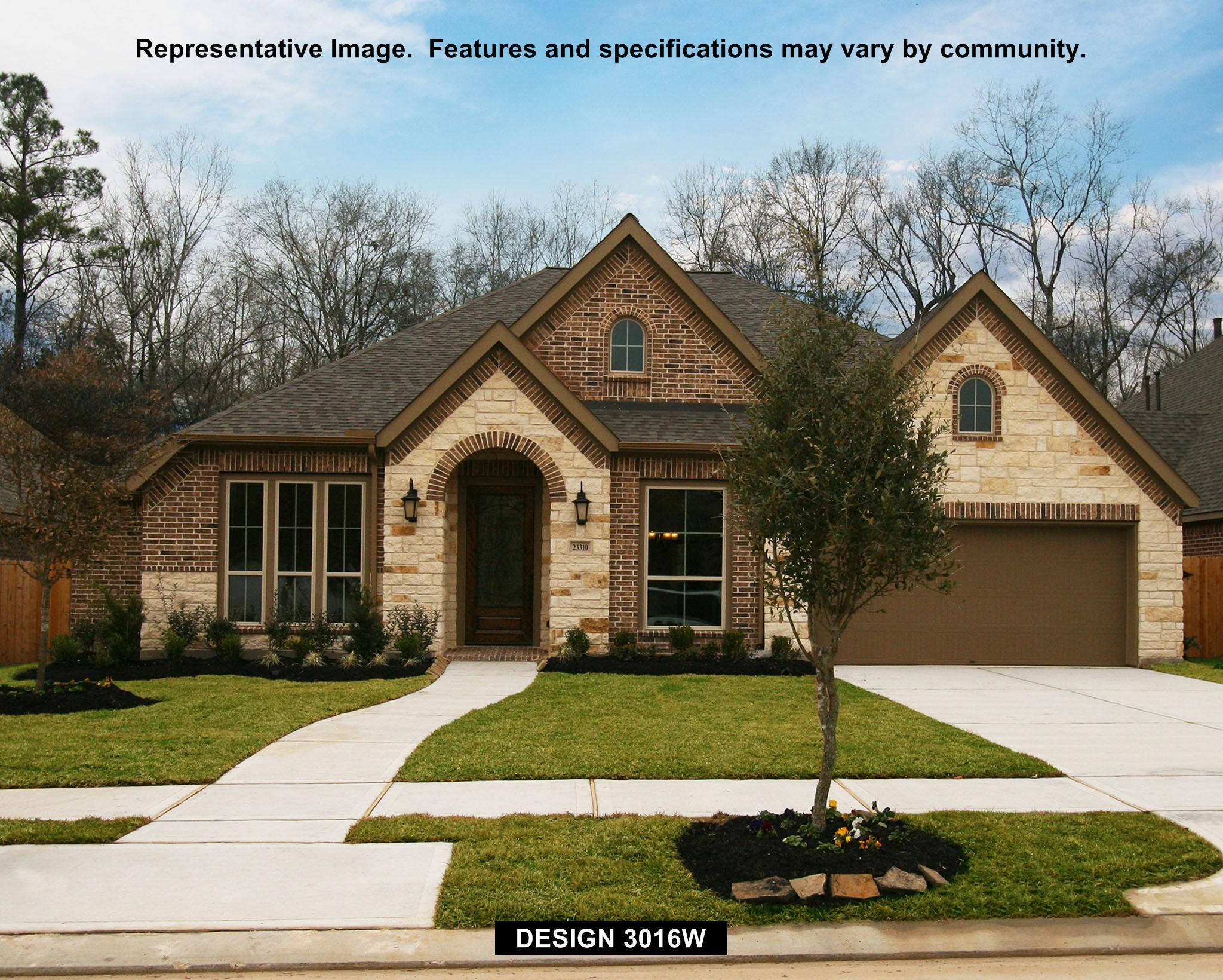 3016W - Oak Run In New Braunfels: New Braunfels, TX - Perry Homes