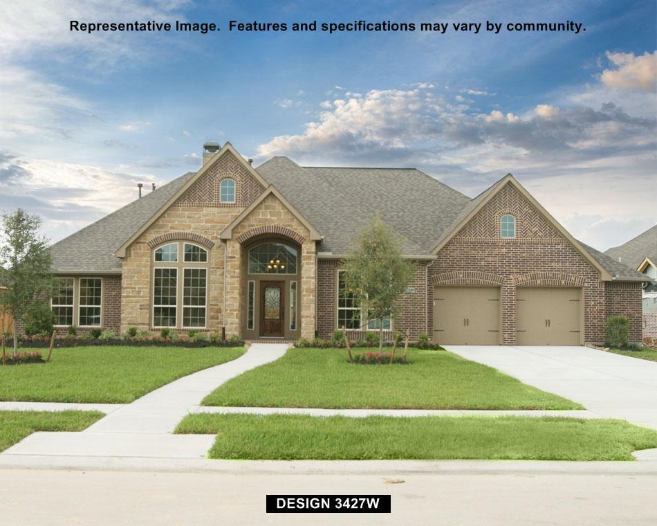 3427W - Sienna Plantation 80'/85': Missouri City, TX - Perry Homes