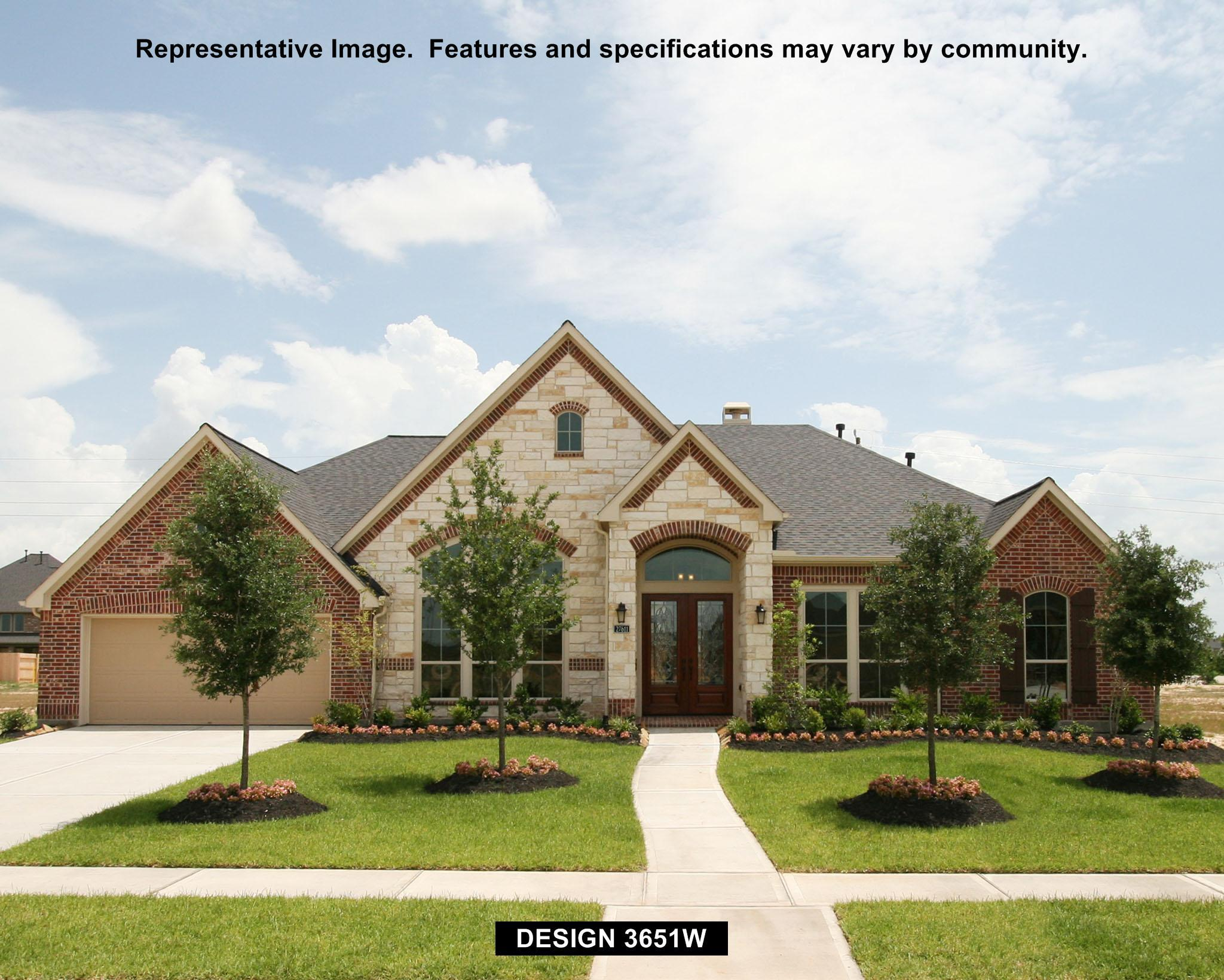 3651W - Sienna Plantation 80'/85': Missouri City, TX - Perry Homes