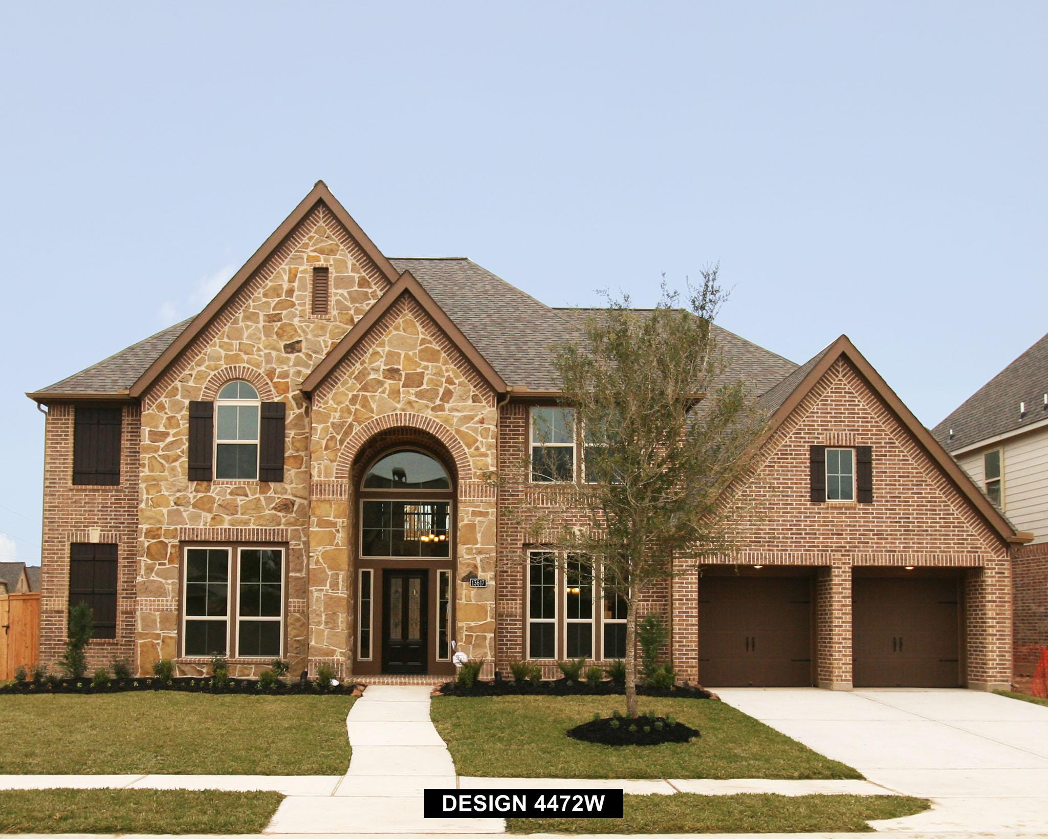 4472W - Shadow Creek Ranch - Azalea Creek 70': Pearland, TX - Perry Homes