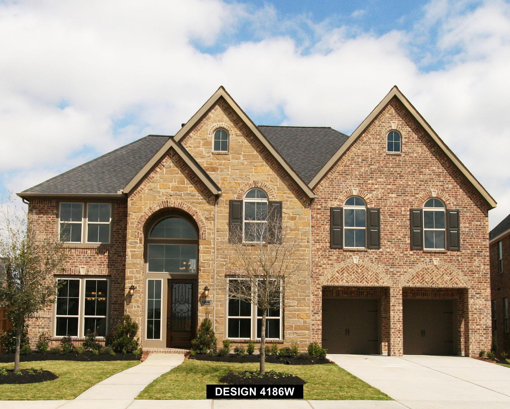 4186W - Southlake 65': Pearland, TX - Perry Homes