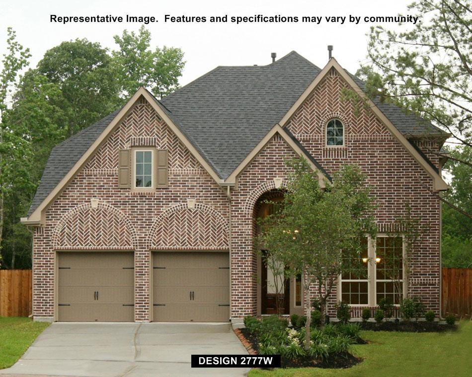 2777W - Firethorne 50': Katy, TX - Perry Homes