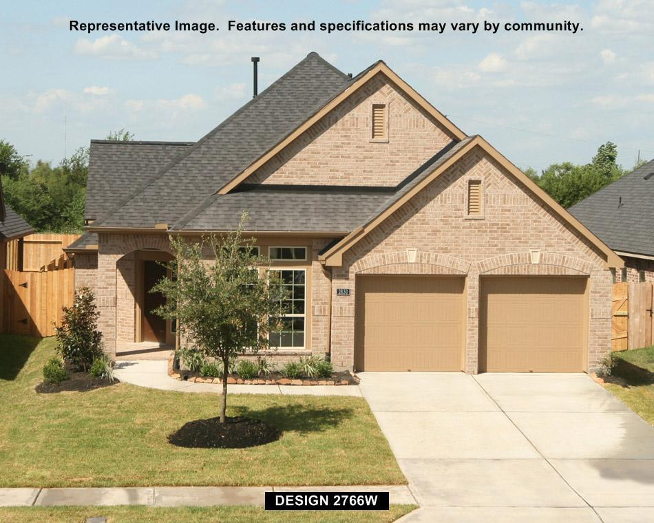2766W - Woodforest 50': Montgomery, TX - Perry Homes