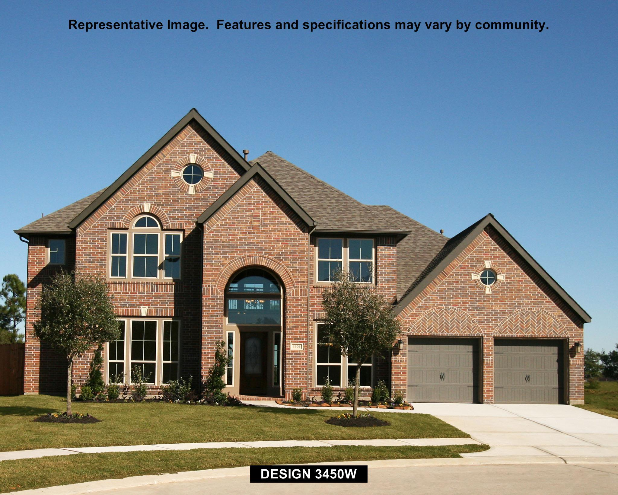 3450W - Shadow Creek Ranch - Azalea Creek 70' and Autumn Brook 70': Pearland, TX - Perry Homes