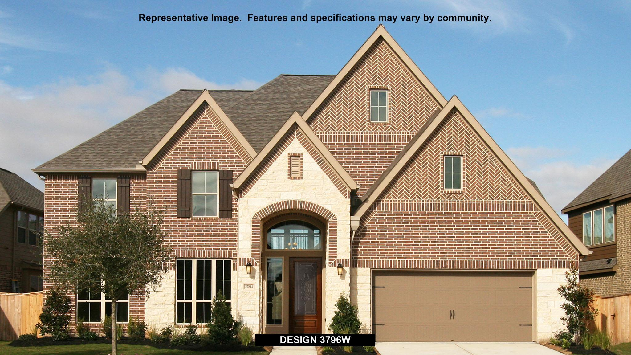 3796W - Cinco Ranch 65': Katy, TX - Perry Homes