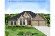 2501W - Firethorne: Firethorne 60': Katy, TX - Perry Homes