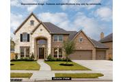 3795W - Southern Trails 70': Pearland, TX - Perry Homes