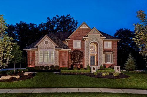 Valencia Estates by Pinnacle Homes in Detroit Michigan