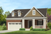 homes in The Corners at Cherry Hill by Pinnacle Homes