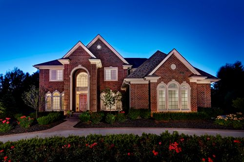Forest Estates by Pinnacle Homes in Detroit Michigan