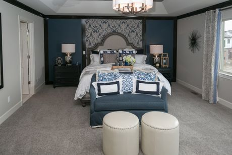 Muirfield Master Bed