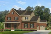 Victorian - The Reserve at River's Edge Phase II: Canton, MI - Pinnacle Homes