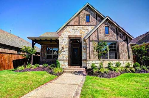 Viridian by Plantation Homes in Fort Worth Texas