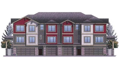 The Towns at Mill Creek Meadows by Polygon Northwest in Seattle-Bellevue Washington