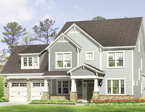 Knightdale Station by Preston Development in Raleigh-Durham-Chapel Hill North Carolina
