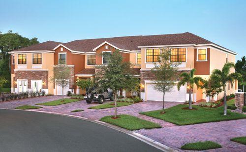Portofino Meadows by Prime Homebuilders in Orlando Florida