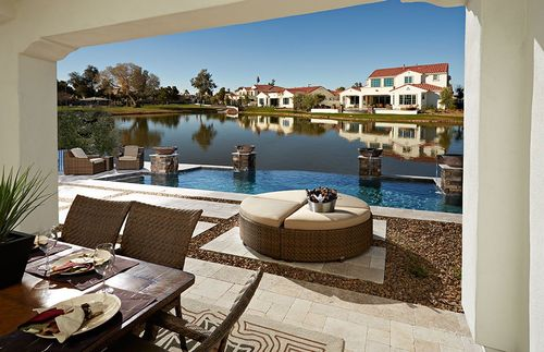 house for sale in Waters at Ocotillo by Pulte Homes