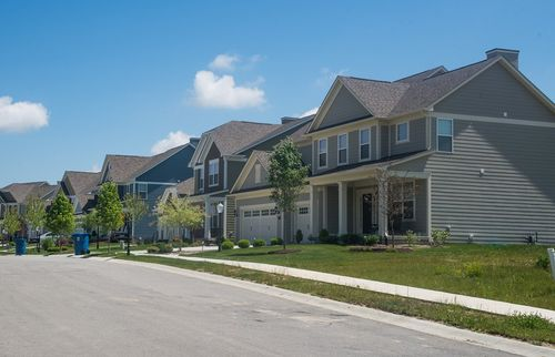 West Village at WestClay by Pulte Homes in Indianapolis Indiana