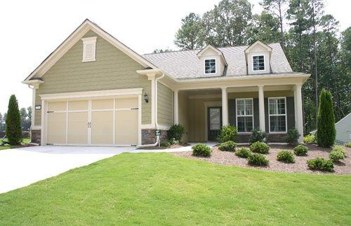 Meadowbrook by Pulte Homes in Atlanta Georgia