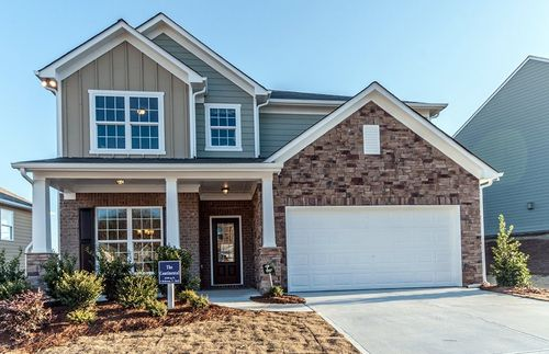 Creekview Glen by Pulte Homes in Atlanta Georgia