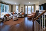 homes in Liberty Square at Wesmont Station by Pulte Homes