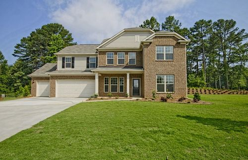 Lake Forest Estates by Pulte Homes in Atlanta Georgia