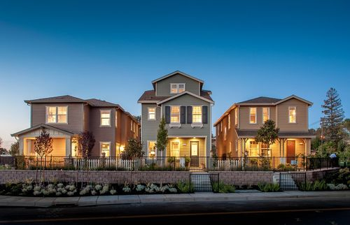 Paseos by Pulte Homes in Oakland-Alameda California