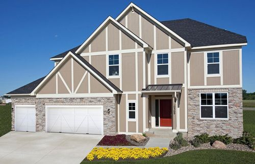 Oxbow Cove by Pulte Homes in Minneapolis-St. Paul Minnesota