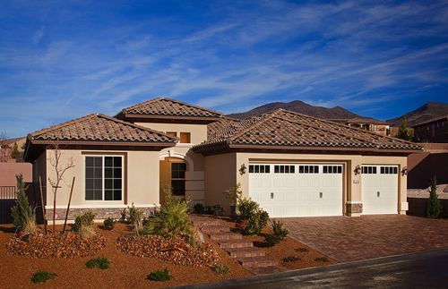 The Club at Madeira Canyon by Pulte Homes in Las Vegas Nevada