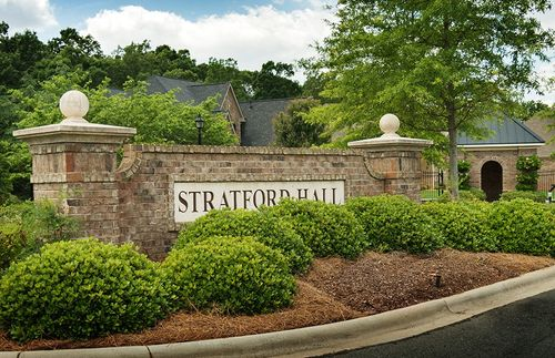 Stratford Hall by Pulte Homes in Charlotte North Carolina