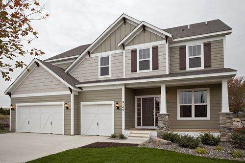 Summit Pines by Pulte Homes in Minneapolis-St. Paul Minnesota
