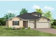 Calabria - Stonebrier Waterbridge: Lutz, FL - Pulte Homes