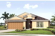 Dover - Heron Bay at Waterstone: Palm Bay, FL - Pulte Homes