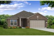 The Newman - The Village at Tuscan Lakes: League City, TX - Pulte Homes