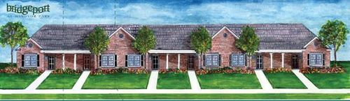 Bridgeport by Pyramid Homes, Inc. in Wilmington North Carolina