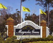 homes in Magnolia Greens by Pyramid Homes, Inc.