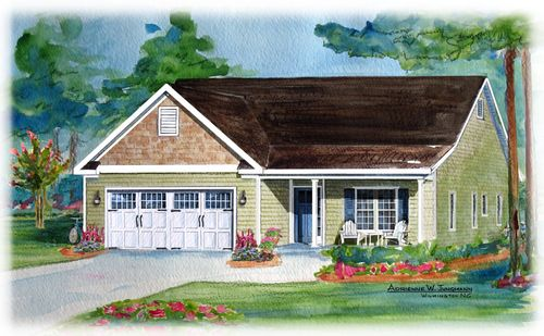Windsor Pines by Pyramid Homes, Inc. in Wilmington North Carolina