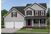 The Dunkirk - Leonard's Grant: Leonardtown, MD - Quality Built Homes, Inc.